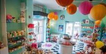 Candy Stores Like Honeydukes / Wouldn't you love to visit a candy store like Honeydukes? Well, these candy stores in the United States are about as close as you can get.