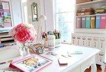 Office Inspirations / by Paper Luxe