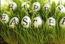 Holiday Easter Fun! (\_/) / by My Homespun Hill