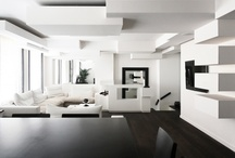 Dream.Home. / I love a minimalist/industrial look with a dash of beautiful wood