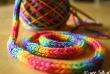Yarn Projects / Simple patterns even I can follow! / by isa bel