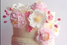 Tea Time Fancy Cakes / by Celeste W