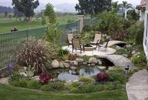 Water features for Villaging Gardens