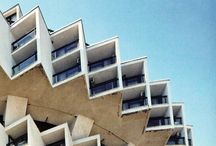 Soviet, Cold War & Brutalist Architecture