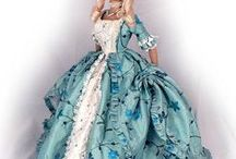 BEAUTIFUL OLD GOWNS