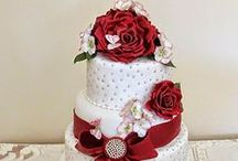 Wedding cakes only / All about wedding cakes