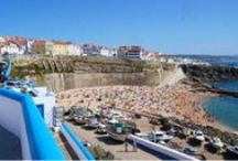 Ericeira / A quaint fishing village and popular seaside resort, 35 km northwest of Lisbon, known as one of Europe's top surfing locations.