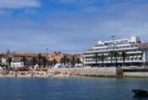 Cascais / This former fishing village surrounded by golden beaches and bays is one of Lisbon's area most sought resorts.