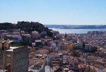 Lisbon / Lisbon, the city of the hills and the River Tagus. The European capital that sings Fado, eats sardines and drinks wine. The town where the streets are paved with art.