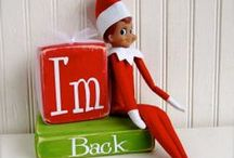 My Elf on the Shelf Idea Collection / by My Homespun Hill