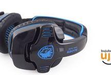 Sades - Headphone/Headset / Sades Headset/Headphone ini original dan garansi 1 tahun. Hubungi Bujubuset:  081806137117 / 7E5AD743 Harga berubah sewaktu-waktu mengikuti USD.