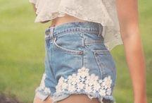 S u m m e r   O u t f i t s / Nice summer outfits.