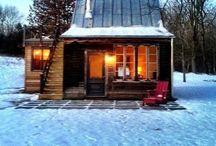 Velvet snow / Crisp Air, Winter's there