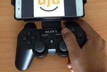 Main Emulator di Smartphone / Lihat disini cara main emulator pakai stik PS3 dan pakai emulator