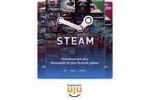 Steam Wallet / Mau cari Steam Wallet udah gak usah repot repot lagi dah yah, Bujubuset ada disini buat ente!