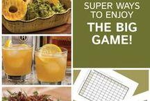 Super Bowl Party / Super Bowl 2016