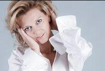 PORTRET / makijaż i stylizacja: Milka Giemza fryzura: Tomasz Burkacki fot. Mo Sasal