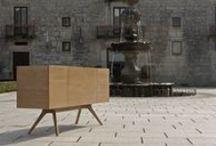 brigantium II / wooden cabinet