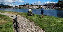 Cycling in Northern Portugal Passeios de bicicleta no Norte de Portugal