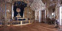Architecture.. Chateau interiors..