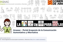 MATERIALES - ARASAAC / Materiales de comunicación aumentativa y alternativa elaborados por los usuarios de ARASAAC. 