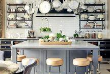 limelight | kitchens / a kitchen inspiration board