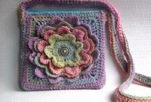 Gossamer Tangles Bags and Purses / Crocheted bags and purses created by Gossamer Tangles.