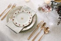 Table Settings / Pretty tablescapes.