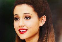 Ariana grande / by Morgan Berres