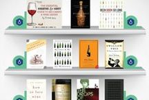Boozy Literature / Books about wine, beer, and spirits that you have to give a read.