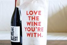 Weddings + Wine / Wine themed wedding ideas for the happy couple that can't get enough vino.