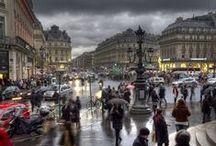 Paris / Tout ce qui a rapport avec Paris.