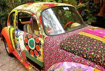 Art Cars / Wouldn't it be wonderful if the only cars allowed were Art Cars
