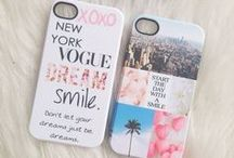 Phone Cases / by Loreta Laterere