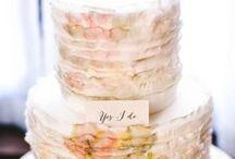 TORTE || WEDDING CAKE / Ispirazioni per realizzare la torta del tuo matrimonio.