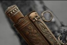 Anglo-Saxon & Viking/norse stuff / things to make and do / by whiskerspins