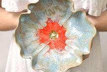 Ceramics - Clay - Pottery / A new world for me / by Marina Martinez