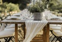STYLING / Wedding's inspirations - styling by me