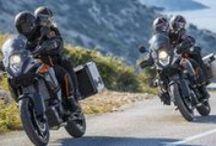 ALPENTOURER News / Motorrad, Motorradreise, Motorradtour, Motorradmagazin, Alpenpässe, Motorräder