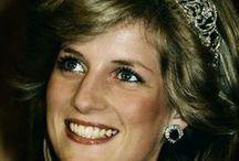 Lady Diana / Vêtements et coiffure