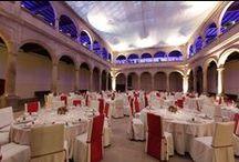 Bodas / Banquetes de boda, espacios con encanto