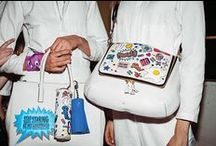 Anya Hindmarch's stickers - totally obsessed
