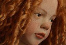 Laurence Ruet dolls