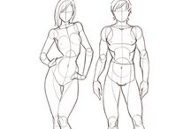 drawing body