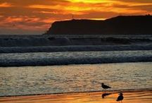 """Coronado Beach / """"Life is better at the beach."""" Our wonderful hotel is just two blocks away from the beautiful, relaxing Coronado Beach!"""
