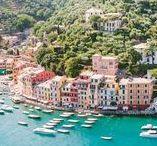 PORTOFINO / Shoots and landscape from destination weddings in Ligurian Riviera, Cinqueterre, Portofino (Italy)