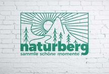 Naturberg Design Co. / My works of Art Direction & Graphic Design for Outdoor, Sport & Travel Adventures and sufficient projects