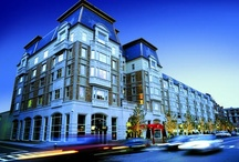 Favorite Boston Hotels from Marshall Alan / Boston is a city rich with history and many of the city's luxury and boutique hotels are renovations of earlier incarnations.