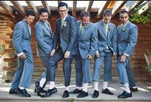 - Gorgeous Grooms -  / by Lola Bridal