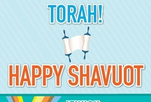 Shavuot / by Chabad House of Toledo